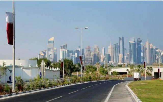قطر تبدأ إنشاء أول جسر معلق بمحور صباح الأحمد