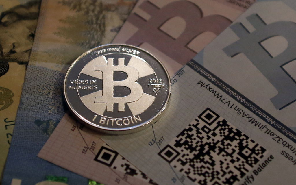 Bitcoin earns about $ 200 in 24 hours