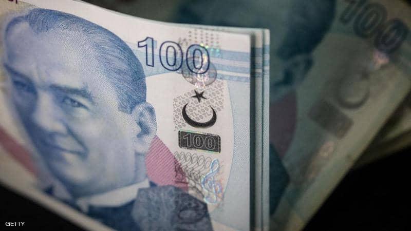 الليرة التركية أسوأ العملات أداء في أكتوبر