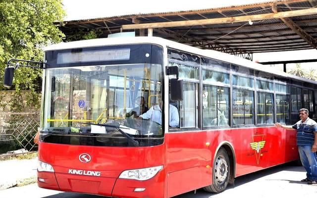 النقل العراقية: إعادة عمل الباصات الحمراء في بغداد بعد انقطاع 6 أشهر