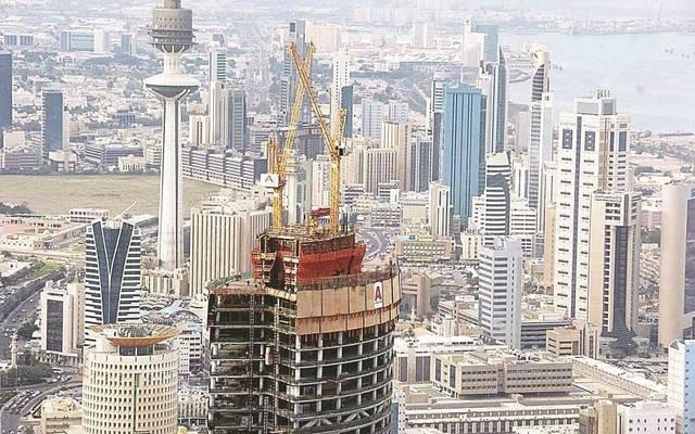 الكويت تسجل مستوى قياسياً متدنياً بقيمة المشاريع المسندة بالربع الثاني