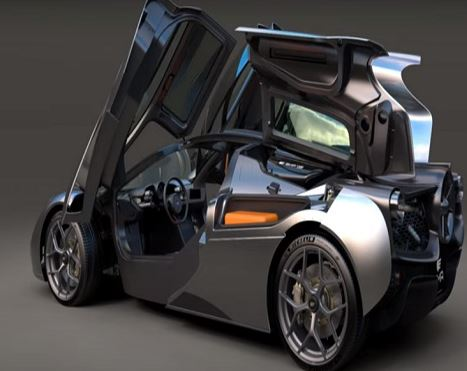 Britain unveils a mighty car, but at a shocking price
