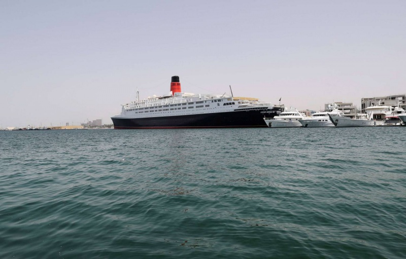 Kuwait closes a port in front of Iraqi and Iranian ships