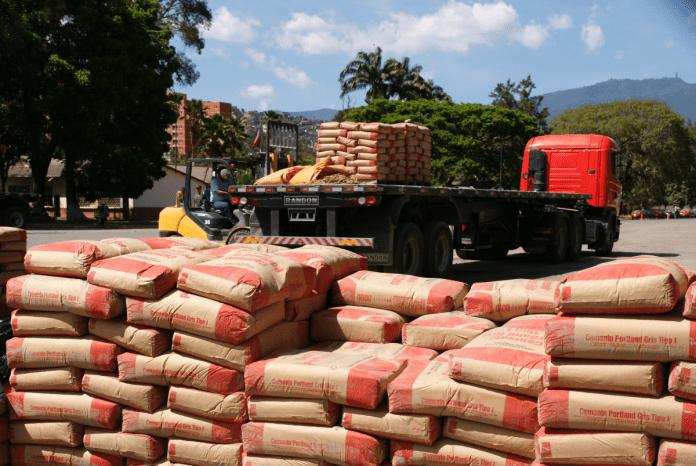 فنزويلا: انخفض إنتاج الأسمنت بنسبة 41٪ في عام 2015