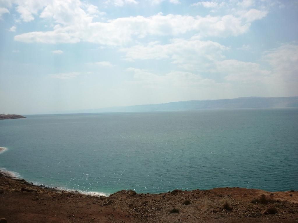 الأردن يمنع استيراد طينة البحر الميت من سوريا