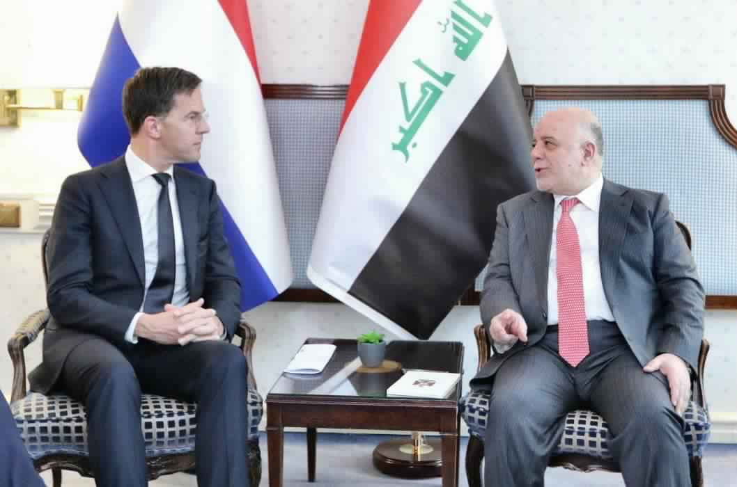 Iraq and the Netherlands discuss the development of relations in the field of economy