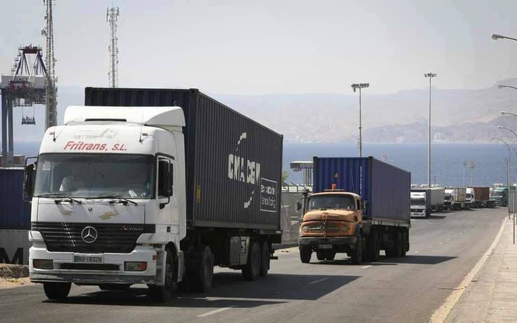 الأردن يسعى لزيادة التبادل التجاري مع العراق