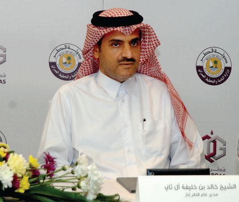 قطر تتوسع في أسواق الغاز المسال