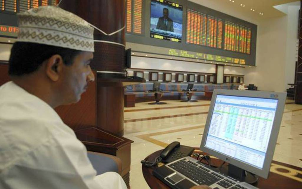 Industrial and financial stocks rise by Muscat index in the morning