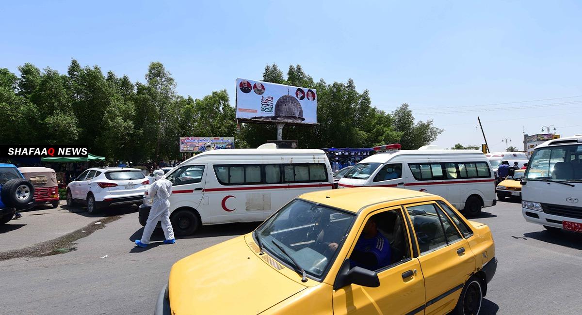 الإمارات تسعف العراق بمساعدات لمواجهة كورونا