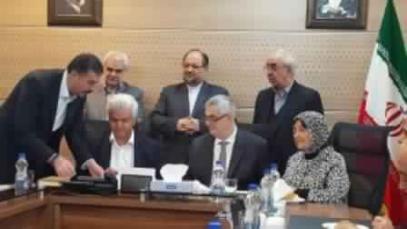 Iranian-French cooperation in the production of auto parts