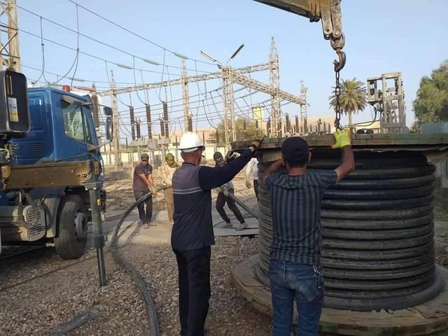 الكهرباء العراقية: استيراد 650 ميجا واط لرفع ساعات التجهيز