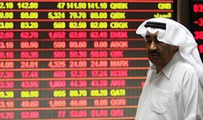 بورصة قطر تهبط 170 نقطة فى مستهل التعاملات