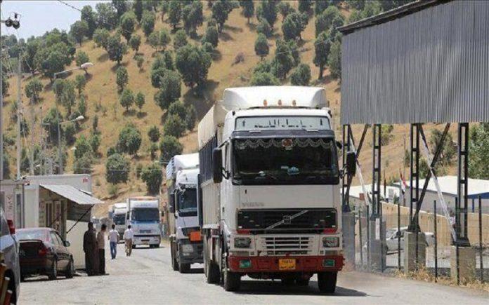 بالأرقام.. ارتفاع الصادرات الايرانية الى العراق