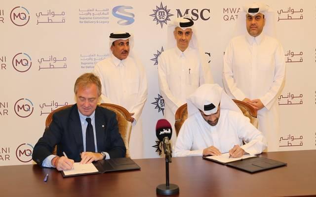 قطر تستأجر سفناً سياحية ضمن خطط استضافة مشجعي مونديال 2020