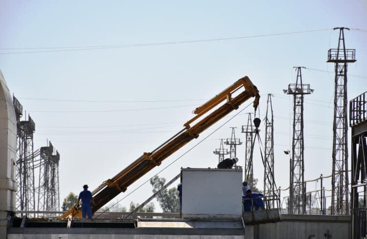 إيران تنشئ محطة جديدة لتصدير الكهرباء الى العراق