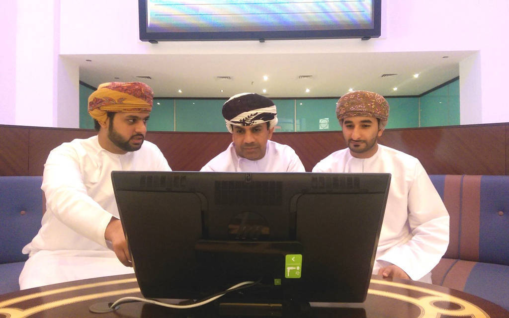 Ouedo and Oriental Investment and National rises by Muscat index in the morning