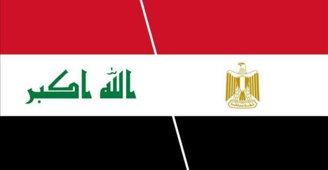 العراق ومصر يوقعان مذكرة تفاهم بشأن مجال رسم السياسات الاقتصادية والتنموية