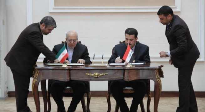 العراق يوقع اتفاقاً مع إيران لتأمين زيت الطعام ضمن البطاقة التموينية