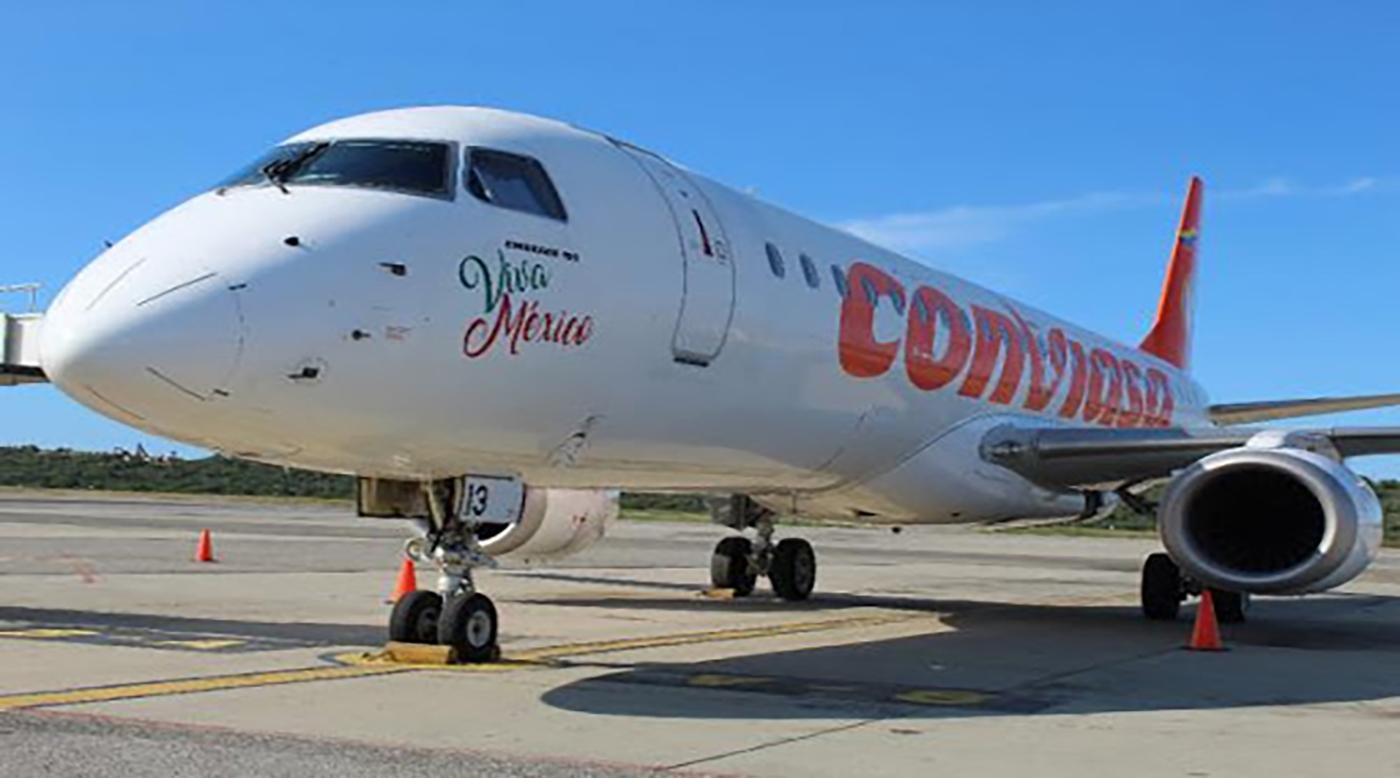 America imposes sanctions on the Venezuelan airline