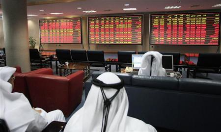 بورصة قطر تخسر 23 مليار ريال فى أسبوع .. وسط حالة من القلق