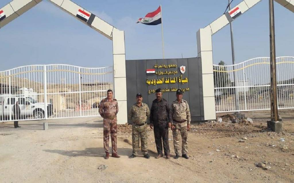 العراق يغلق 5 منافذ أمام حركة التبادل التجاري مع إيران