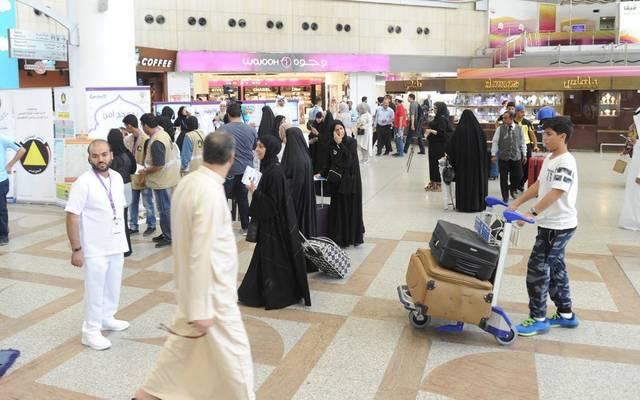 عودة الملاحة الجوية في مطار الكويت الدولي بعد توقفها