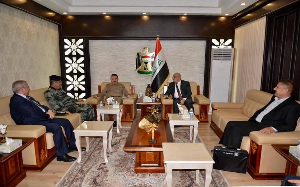 العراق: اجتماع وزاري للإسراع بتأهيل منفذ سفوان-العبدلي مع الكويت