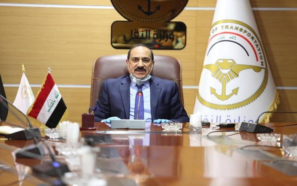 وزير النقل العراقي: الشركة الكورية خفضت مطالبها بشأن تكاليف ميناء الفاو الكبير