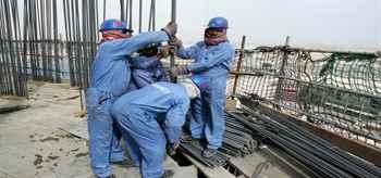 القوى العاملة فى قطر ترتفع بأكثر من 3%