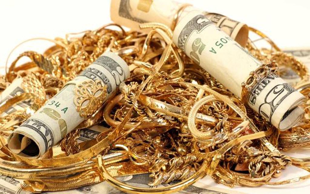 الذهب يواصل الهبوط للأسبوع الثاني ويترقب اجتماع المركزي الأوروبي