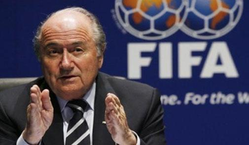 Blatter: 2022 World Cup will be held in Qatar and the dispute on the date of departure