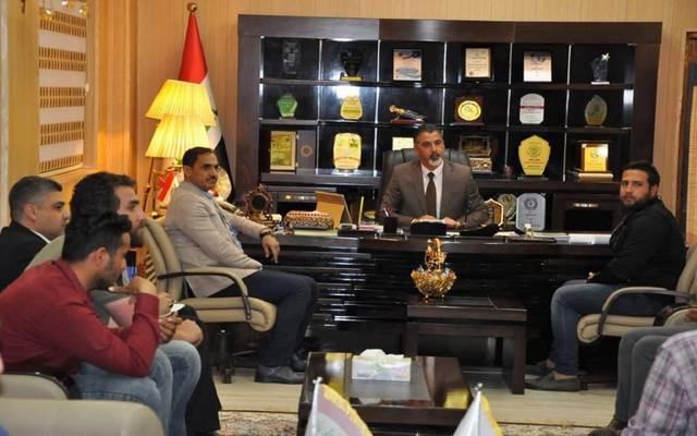 وزير العمل العراقي: بحث توفير الشركات النفطية فرص عمل للخريجين