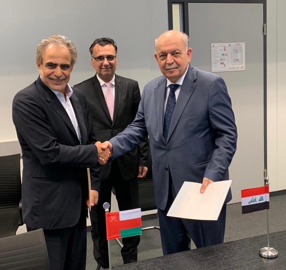 العراق وسلطنة عمان يبرمان مذكرة تفاهم في مجال النفط والغاز