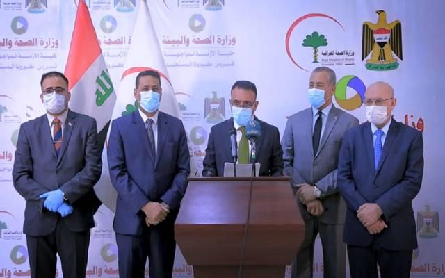 وزير الصحة العراقي يلمح لاحتمالية إعادة تطبيق الحظر الشامل أو المناطقي