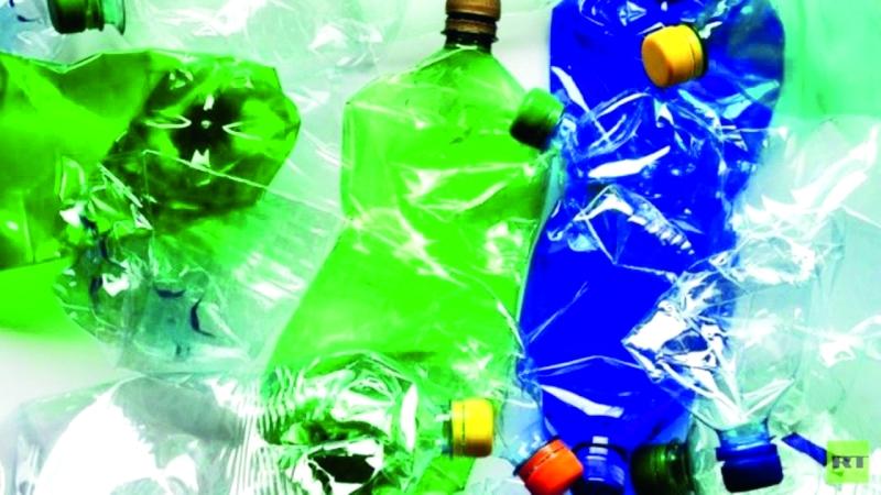 Plastic problem haunts the world