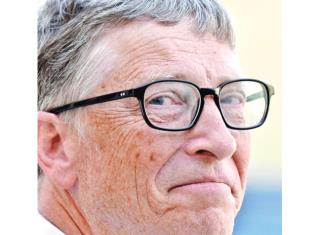 Gates is still the richest man in the world