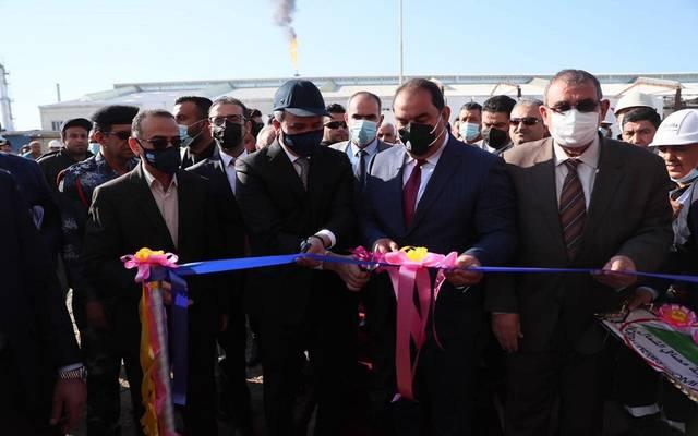 النفط العراقية ترفع الطاقة التكريرية لمصفاة الصمود في بيجي