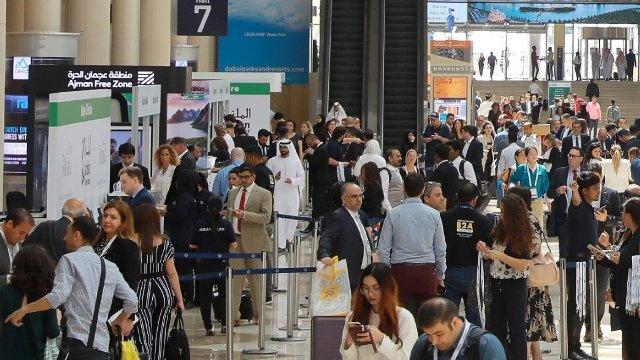 150 دولة بينها العراق في سوق السفر العربي بدبي