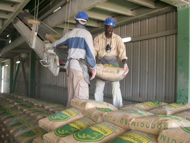 السنغال: ارتفاع إنتاج الأسمنت في الربع الأول