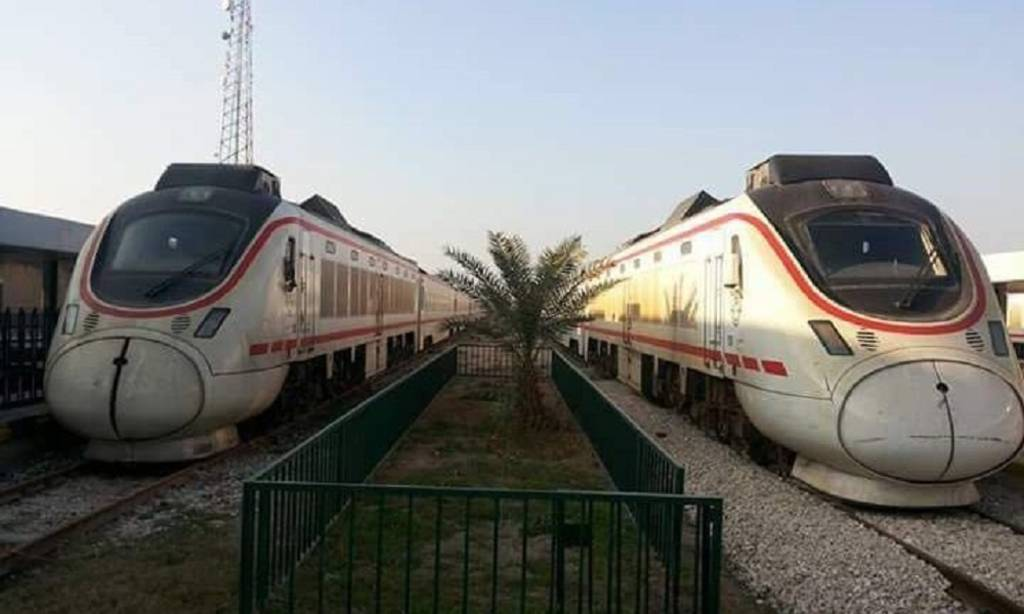 Iraq to launch $ 30 billion railway projects at donor